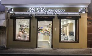 La boutique Le Voyageur